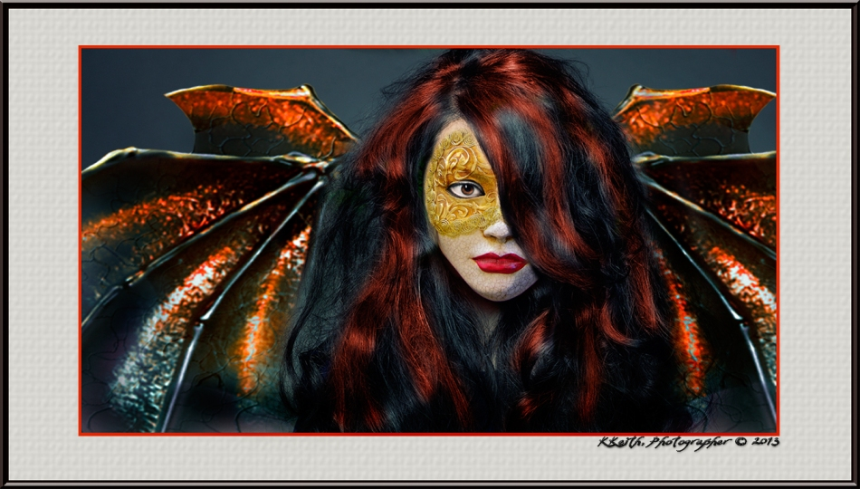 ©2013 KKEITH / ALL RIGHTS RESERVEDDEMON WINGS BY REZNOR70 @ DEVIANT ART / BASE PHOTO BY GEORGE MAYER:BIGSTOCK PHOTO