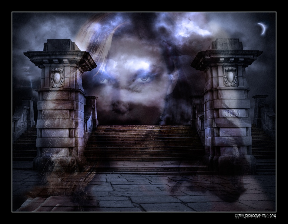 © KKEITH / ALL RIGHTS RESERVED CEMETERY ENTRANCE ©sas-FOTOLIA.COM